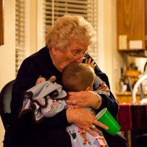Hugs from Grandma