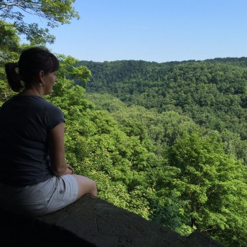 Camping – Mohican SP, OH