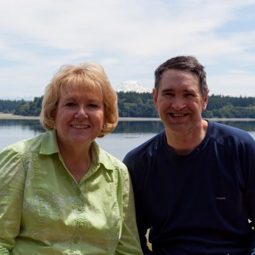 Visiting family – Lakebay WA
